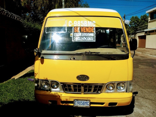 Imagen 1 de 12 de Kia Combi 2002 Microbus