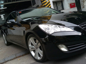 Hyundai Genesis Coupe 2011, Impecable Estado, Sin Detalles!!