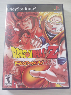 Dragon Ball Z Budokai Ps2 Juego Completo E-shop Otakuworld