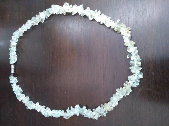 Colar Cristal Colar Em Pedras Naturais