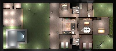 Alquilo Casa En San Bernardino Cod 1064
