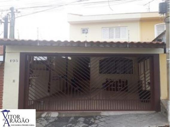20118 - Sobrado 3 Dorms. (3 Suítes), Vila Mazzei - São Paulo/sp - 20118