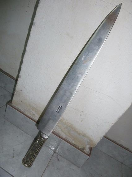 Cuchillo De Alpaca 38,5cm De Hoja Facon Daga