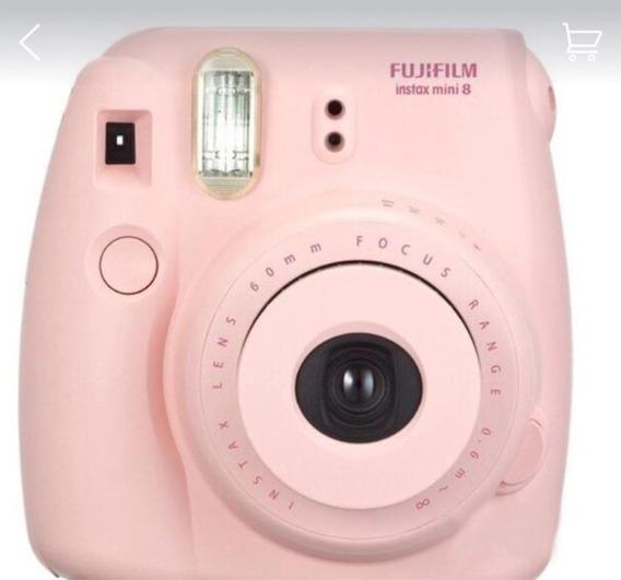 Fuji Mini 8 Câmera Fujifilm Fuji Instax Mini 8 Instantâneo