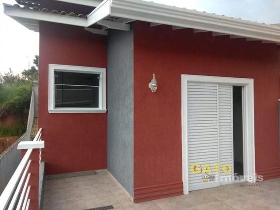 Casa Para Venda Em Várzea Paulista, Loteamento Serra Dos Cristais, 3 Dormitórios, 1 Suíte, 3 Banheiros, 2 Vagas - 18635