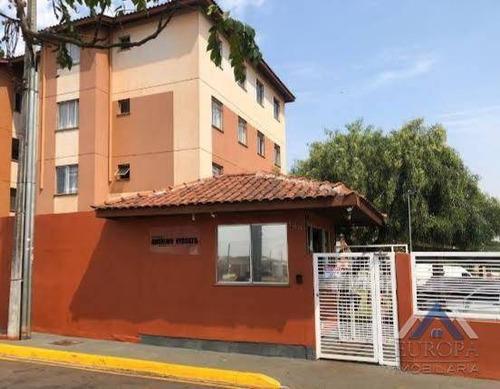 Apartamento Com 2 Dormitórios À Venda, 50 M² Por R$ 99.000,00 - Nova Olinda - Londrina/pr - Ap0904