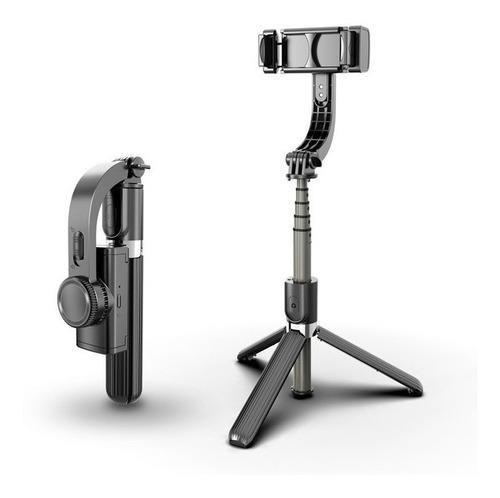 L08 Gimbal Estabilizador Bluetooth Selfie Stick E TriPod
