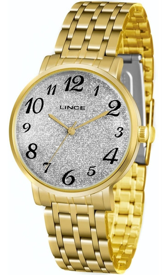 Relógio Feminino Lince Lrg614l S2kx