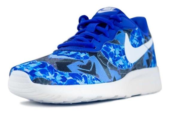 Tenis Nike 820201 401 Tanjun Print Morado