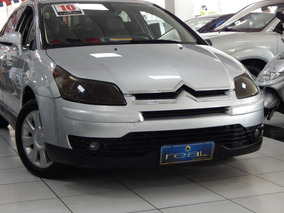 Citroën C4 2.0 Exclusive Flex Aut. 5p