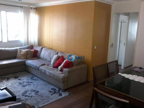 Apartamento À Venda, 93 M² - Brooklin - São Paulo/sp - Ap7797