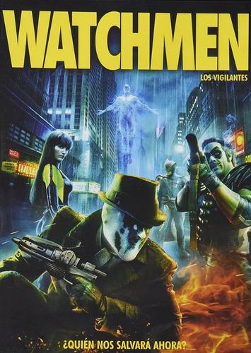 Watchmen Los Vigilantes Pelicula Dvd