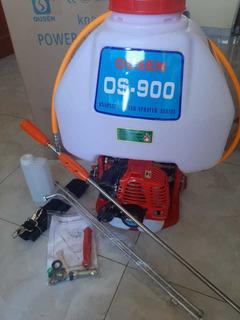 Mochila Fumigadora De 25 Litros A Motor 2 Tiempos Y 4 T