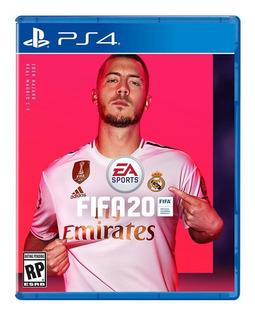 Preventa Fifa 20 Ps4 2020 Nuevo Original Fisico Español