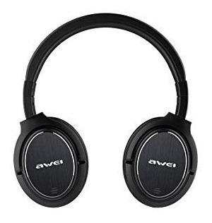 Fone De Ouvido Bluetooth Awei A950bl Anc Dobrável Lacrado