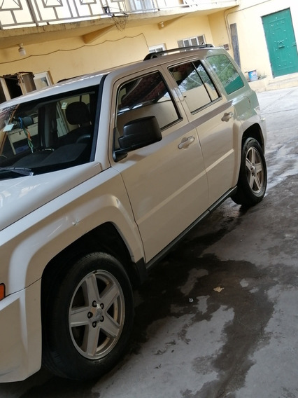 Jeep Patriot Base X 5vel Aa Abs Ba 4x2 Mt 2010