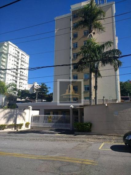 Apartamento Com 2 Dormitórios À Venda, 65 M² Por R$ 290.000 - Jardim América - São José Dos Campos/sp - Ap0034