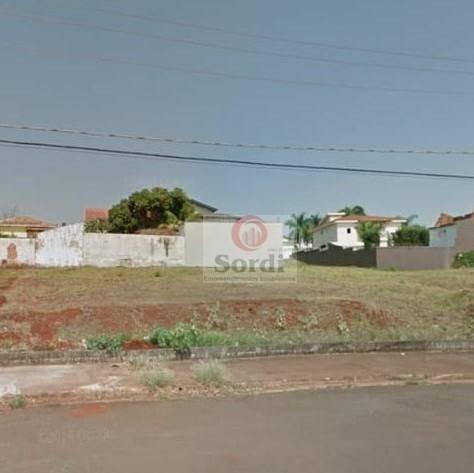 Terreno À Venda, 520 M² Por R$ 260.000,00 - City Ribeirão - Ribeirão Preto/sp - Te1243