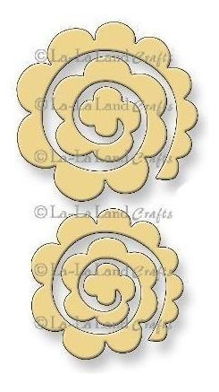Suaje Cortar Papel Fieltro Rosas 3d Flores Troquel Tarjetas