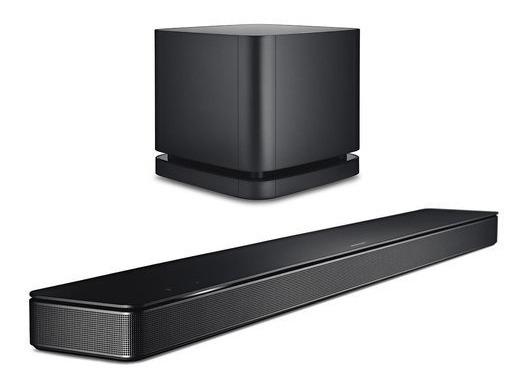 Bose 500 Subwoofer Soundbar Home Theater + Wi-fi + Alexa