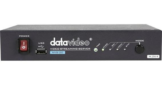 Data Vídeo Streaming Server Nvs-20