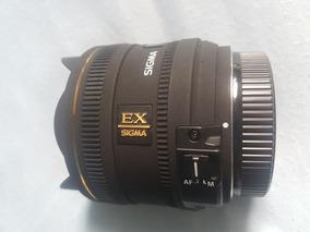 Lente Sigma Ex 10mm 1:2.8 Dc Fisheye Hsm P/ Sony Alpha