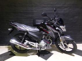 Motocicleta Ybr 125z 2018 0km Negra