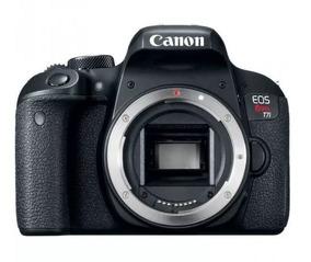 Canon Eos Rebel T7i 24.2 Megapixels