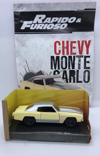 Rapidos Y Furiosos Nº 24 Chevy Montecarlo