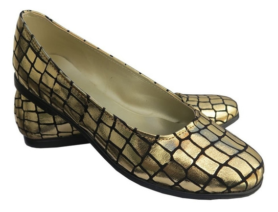 Chatitas Crocco Gamuzadas - La Diosa Shoes