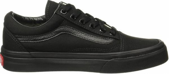 Zapatillas Vans Old Skool Negras Black Black