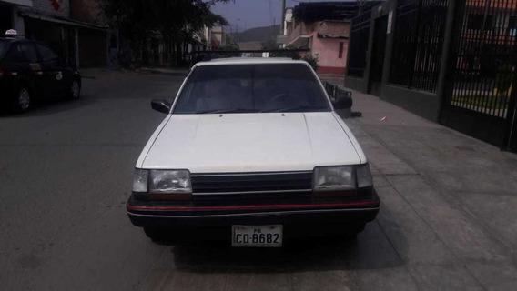 Toyota Corolla Americano Del 85