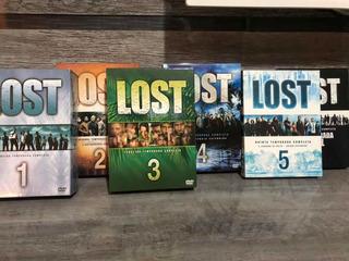 Coleção Dvd Lost - A Série Completa - Original