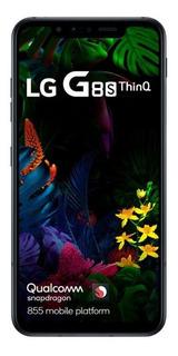 Celular LG G8s Thinq Preto Tela 6.2 Oled 128gb 6gb De Ram Ca