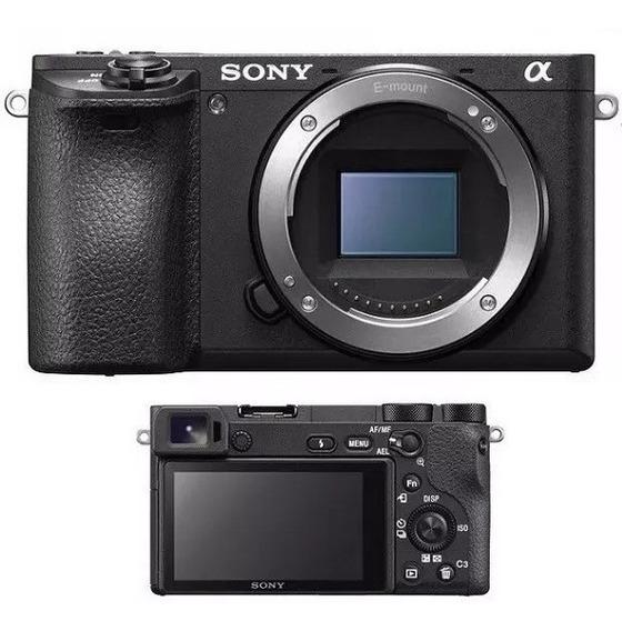 Câmera Sony Alpha A6500 6500 Mirrorless Aps-c Ilce6500/b