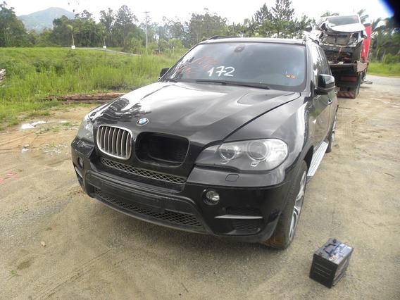 Sucata Bmw X5 4.8i V8 2007 Fe81