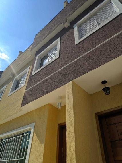 Triplex Em Condominio - 3 Quartos + Terraço Gourmet