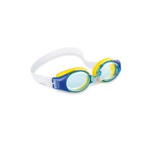 Goggles Para Natacion Policarbonato Para Niños Azules Intex