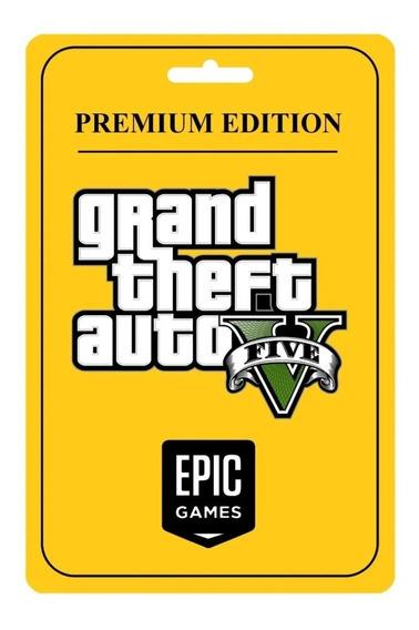 Gta 5 Premium - Pc - Original - Online / Epic Games
