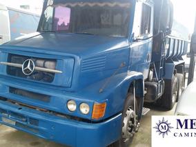 Mb 1620 Caçamba Truck - Aceito Trocas