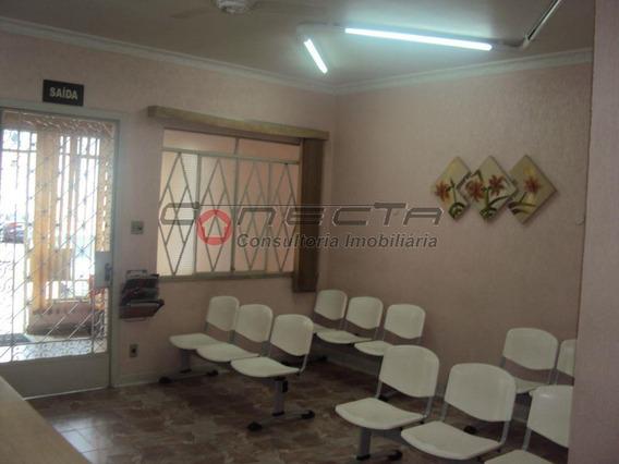 Casa Comercial Para Locação, Vila Itapura, Campinas - Ca0089. - Ca0089