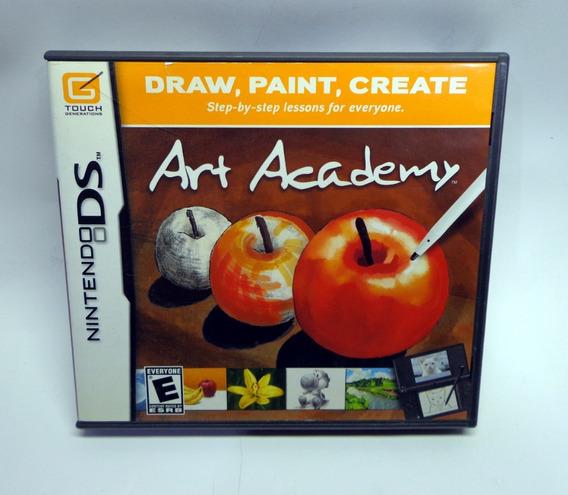 Art Academy Ds 3ds Original