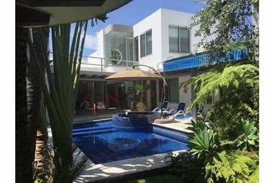 Casa, Venta, Fraccionamiento Con Vigilancia, Hacienda Real San Jose, Jiutepec, Morelos