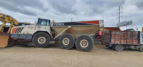 Camion Articulado Terex Ta40 Tipo Dumper