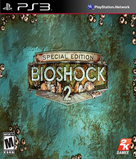 Bioshock 2 + Season Pass Ps3 Digital Español Gcp