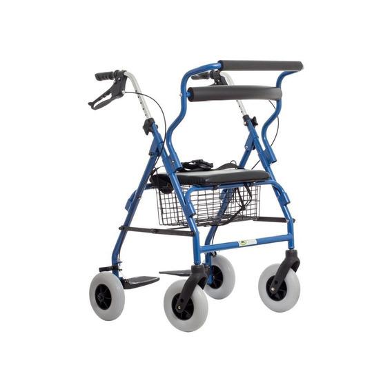 Andadera Rollator Hibrida / Silla De Traslado - Eko-mobility
