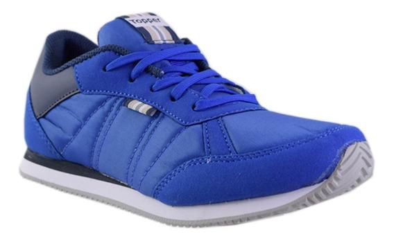 Zapatillas Topper Theo Niños Blue