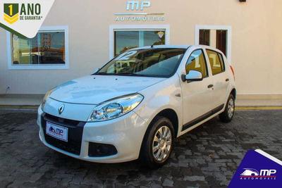 Renault Sandero Expression 1.0 2012