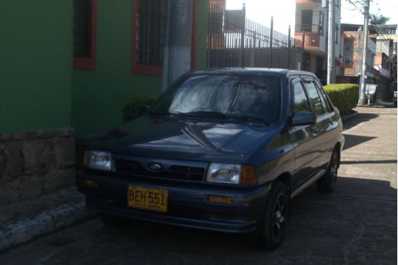 Ford Festiva Modelo 1994