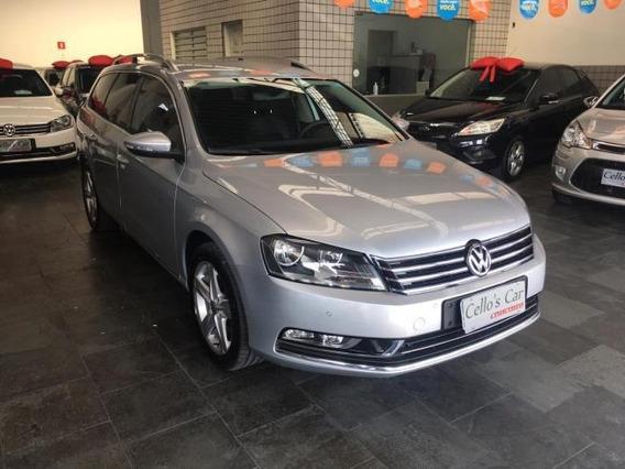 Volkswagen Passat Variant 2.0 Tsi Dsg Gasolina Automático